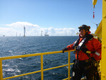 Safe operation of offshore wind farms