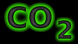 CO2 - glowing M. Tschierschke