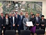 Wegweisende Vereinbarung für die Energiewende unterzeichnet – Startschuss für Referenzkraftwerk Lausitz