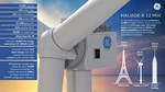 Power generated by GE's Haliade-X 12 MW prototype in Rotterdam to be bought by Eneco utility company