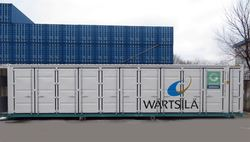 Wärtsilä's GridSolv solution optimises storage technology (Image: Wärtsilä)
