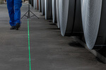 White paper: Area marking with projection lasers