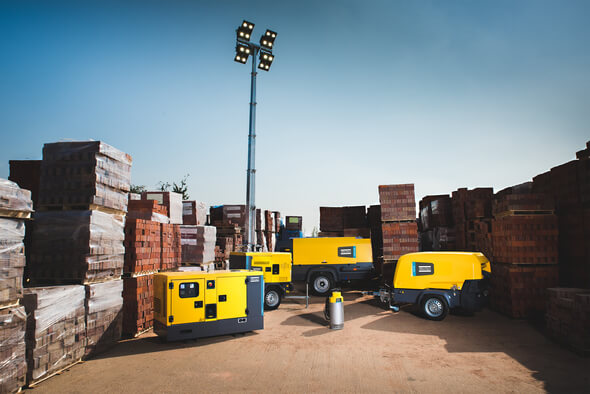Atlas Copco setzte 2019 mit Kompressoren, Vakuumtechnik, Montagelösungen und Ausrüstungen für die Energietechnik rund 10 Mrd. Euro um - mehr als je zuvor (Bild: Atlas Copco)