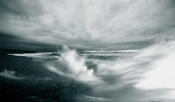 Auch die Offshore-Anlagen in der Nordsee liefen während des Orkans auf Hochtouren (Bild: Pixabay)