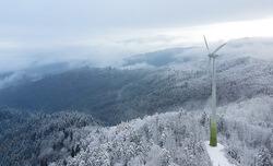 Bild: Marvin Schnell / IG Windkraft