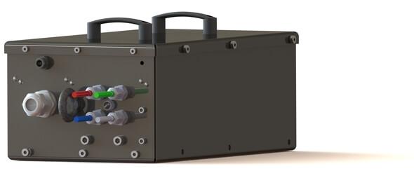 Pitch Backup System für GE Anlagen (Bild: FREQCON GmbH)