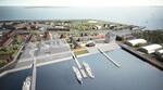 Richtfest im Offshore Wohnquartier: ein Meilenstein für ein Stück Borkumer Zukunft