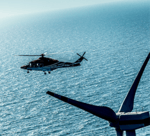 HeliService wins contract with EWE for troubleshooting flights in the german North Sea