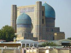 Detail_bibi_xanom_usbekistan