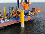 Van Oord installs world's first submerged Slip Joint successfully