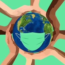 Das Wiederhochfahren der Wirtschaft muss an Bedingungen des Klimaschutzes geknüpft werden (Bild: Pixabay)