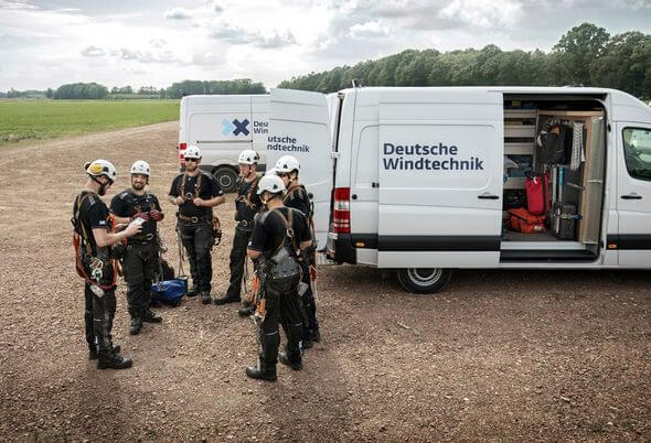 Bild: Deutsche Windtechnik