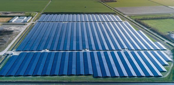Bild: Goldbeck Solar