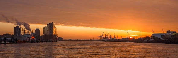 WindEnergy has been taking place in Hamburg for several years now. (Image: Pixabay)