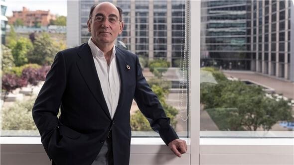 Ignacio Galán, CEO of Iberdrola (Image: Iberdrola)