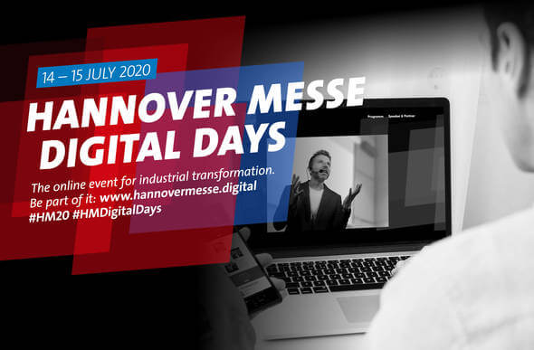 Premiere der HANNOVER MESSE Digital Days (Bild: Deutsche Messe)