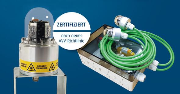 procandela pro100XS-IR AVV und proIR-AVV Nachrüstset (Bild: ENERTRAG Systemtechnik GmbH)