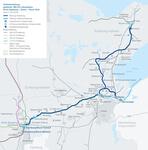 TenneT reicht Antrag auf Planfeststellung für ersten Bauabschnitt der Ostküstenleitung ein