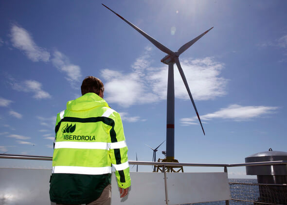 Iberdrola sees itself well positioned, even in the COVID-19 crisis (Image: Iberdrola)