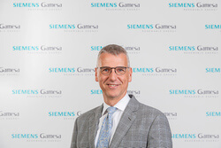 Andreas Nauen is new CEO at Siemens Gamesa (Image: Siemens Gamesa Renewable Energy)
