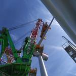 Turbine installation kicked off at SeaMade, Belgium's largest offshore wind farm