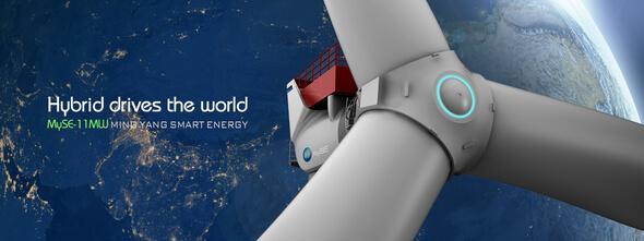 Image: MingYang Smart Energy Group