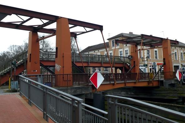 Klappbrücke (Alle Bilder: GfM)