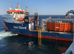 Ørsted and Van Oord have successfully installed all array cables for Borssele I & II offshore wind farm