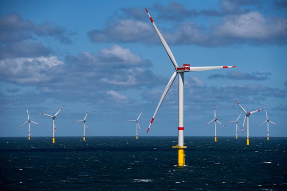 Trianel Windpark Borkum II, Deutschland (Bild: Trianel)