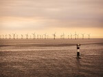 30% annual growth in global pipeline of offshore wind energy projects