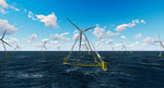 Construction of Offshore Wind Floating Platform PivotBuoy Nearly Finished