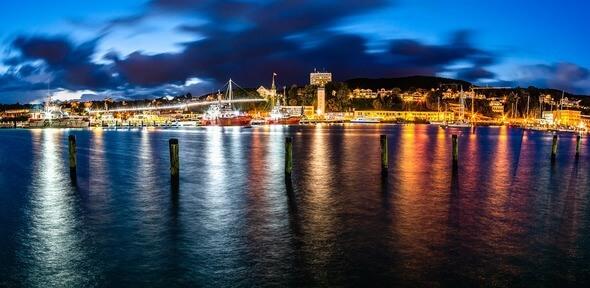 Der Ostseehafen in Sassnitz (Bild: Pixabay)