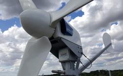 Bild: BRAUN Windturbinen