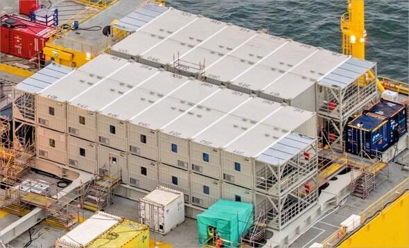 Alle Bilder: ELA Container