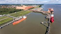 Seehafen Stade (Bild: Seaports of Niedersachsen)