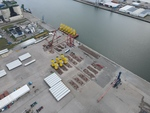 Successful project start for Buss on the largest offshore wind farm in the world
