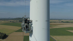 Erstes Pilotprojekt gestartet: Neue Wind-Folie von RENOLIT und WP im Praxistest