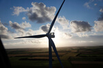 Vestas upgrades EnVentus turbines to 6.0 MW standard rating and installs V162-6.0 MW prototype