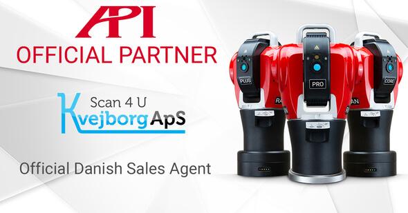 Offizieller API Partner für Dänemark: KvejborgApS (Bild: API)