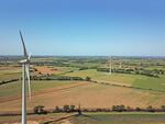 Französischer Windpark der Energiequelle GmbH geht erfolgreich in Betrieb