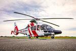 NHC Northern Helicopter übernimmt Offshore-Luftrettung für den RWE Windpark Amrumbank in der Nordsee