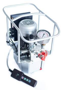 Hydraulic pump series HEM 7 (Image: M-PT)