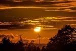 Polnischer Windpark