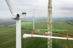 All 29 wind turbines have been installed in the wind farm in Poland developed by Ignitis Group
