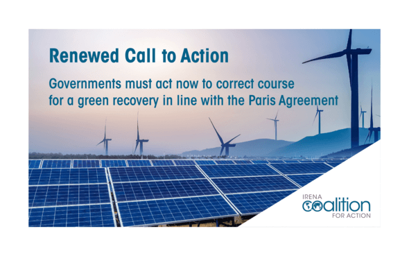 Image: IRENA / ENergy Watch Group