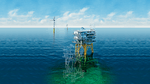 Ramboll's True Digital Twin demonstrates its potential to increase lifetime of offshore wind structures