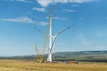 Russland nimmt bislang größten Windpark in Betrieb