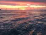Fraunhofer IWES is carrying out an offshore survey in the German Baltic Sea for Iberdrola