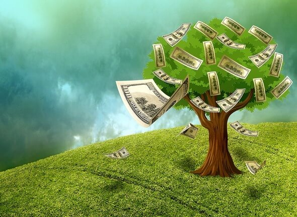 Investitionen in die Energiewende liegen im Trend (Bild: Pixabay)