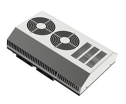 Das kompakte ELMEKO-Kühlgerät PK 300 PS funktioniert nach der Peltiertechnik lageunabhängig, energiesparend und wartungsarm. Sein integriertes, außenliegendes Netzteil bringt keinen zusätzlichen Wärmeeintrag in den Kühlbereich. (Bild: ELMEKO)